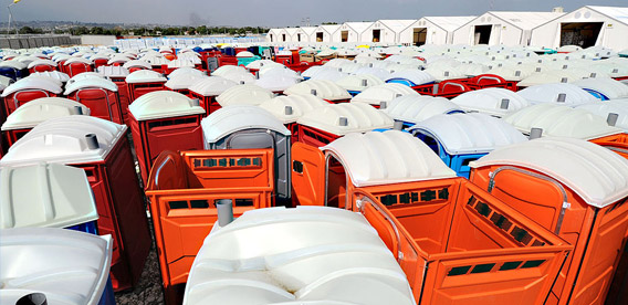 Champion Portable Toilets in Farmington Hills, MI